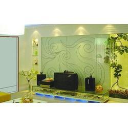 过道背景墙玻璃-盐城背景墙玻璃-南京超燃厂家图片