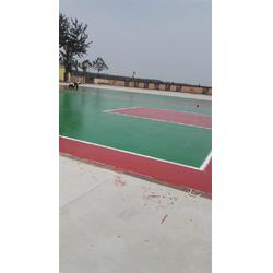 天津硅pu篮球场造价_硅pu篮球场_ 天津市阳光体育设施图片