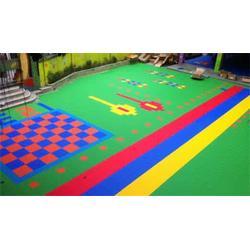 球场悬浮地板_悬浮地板_阳光体育设施(查看)图片