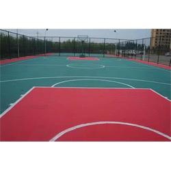 幼儿园悬浮地板哪家好_幼儿园悬浮地板_阳光体育设施图片