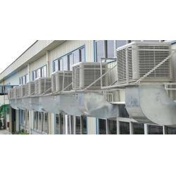 台州车间通风|生产车间 通风系统|宗泰通风设备工程图片