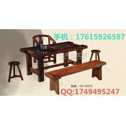 仿古家具/实木餐桌椅厂家直销/零售/量大从优欢迎订购图片