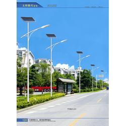 农村装太阳能路灯,太阳能路灯,天煌照明 路灯厂家(图)图片