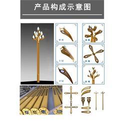 玉兰灯-天煌照明(在线咨询)玉兰灯路灯生产厂家图片