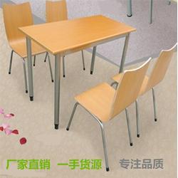 江津快餐桌椅、渝威杰金属厂、快餐桌椅图片