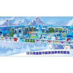 定制儿童游乐设施生产厂家 儿童乐园设备政府采购图片