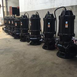 潮州150WQ150-15-15自动搅匀排污泵-石保泵业图片