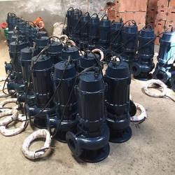 乌海100WQ100-8-5.5立式排污泵-石保泵业图片