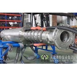 陕西天津不锈钢潜水泵-奥特泵业有限责任公司(图)图片