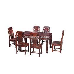 印尼黑酸枝家具_东阳福安达红木家具厂_印尼黑酸枝家具图片