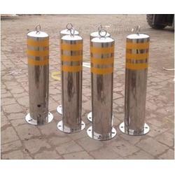 不銹鋼防撞柱訂做-東莞路景交通設施-不銹鋼防撞柱圖片