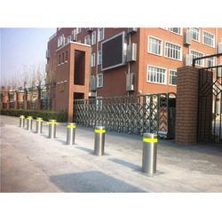不锈钢防撞柱-小区不锈钢防撞柱-路景交通设施(推荐商家)图片