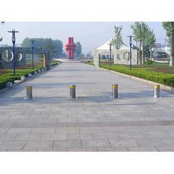 不銹鋼防撞柱廠家-路景交通設施-柳州不銹鋼防撞柱圖片