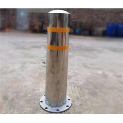 不锈钢防撞柱厂家在哪-铜仁不锈钢防撞柱-路景交通设施防撞桶图片