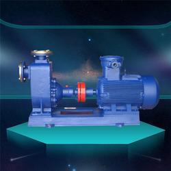 石保泵业(查看)|200ZX350-65ZX型卧式自吸泵图片