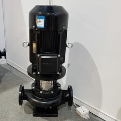 大庆管道泵、离心式管道泵泵体结构、不锈钢管道泵(多图)价格