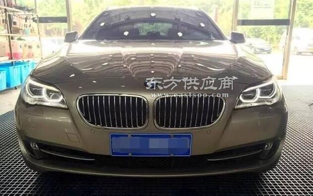 汽车改色贴膜对漆面的保护_www.jnwtqc.com图片