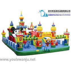 兒童充氣城堡-中型充氣城堡圖片