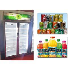 达硕制冷设备生产(图)、敞开式陈列柜品牌、石家庄敞开式陈列柜图片
