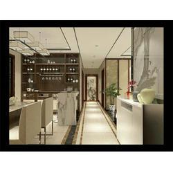 天津弘石装饰(图)|中式家装装修设计|塘沽家装装修设计图片