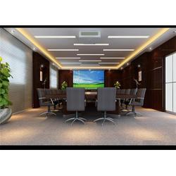 170平方办公室装修 弘石装饰(在线咨询) 东丽办公室装修图片