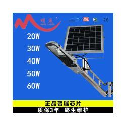 太阳能路灯_明成新材料_4米太阳能路灯图片