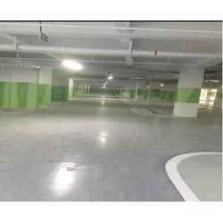 地下车库环氧地坪厂家|阜阳车库环氧地坪|安徽松夏公司图片