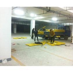 地下车库设施安装|安徽松夏|合肥地下车库设施图片
