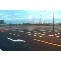 吴中区道路标线、 苏州路安交通、专业道路标线图片