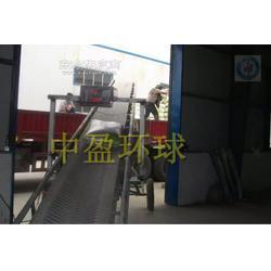 粮食输送线装车计数器 读数器点包器 移动式皮带输送机计包器图片
