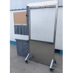 铅防护屏、三顺品牌铅屏风、众医院使用的铅防护屏图片