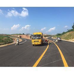 合肥道路标线_停车场道路标线_安徽安全路(优质商家)图片