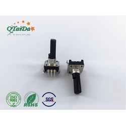 供应EC120开关编码器360度旋转编码器增量式调音脉冲编码器图片