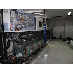冷库安装、蓝梦枫叶、冷库安装公司图片