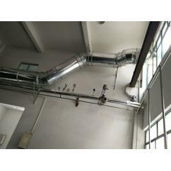 通风管道施工方案-永暖通风设备承接工程-柯桥区通风管道图片