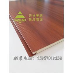 内蒙古竹木纤维集成墙面 竹木纤维集成墙面厂家 天林美居批发