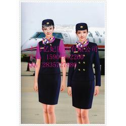 东航空姐制服 南航空姐新装 国航空姐工作服定制图片