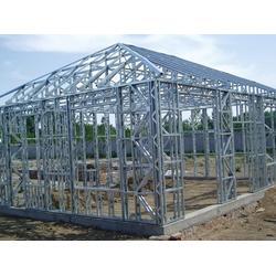 荆州楚天钢构设计 彩钢活动房结构-湖北彩钢活动房图片