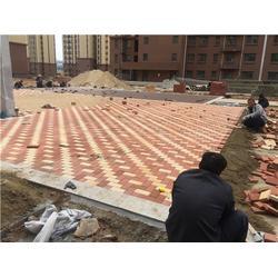 济南景观砖厂家、景观砖、炳元建材图片