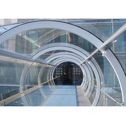 浙江弯钢玻璃、弯钢玻璃、松海玻璃(优质商家)图片