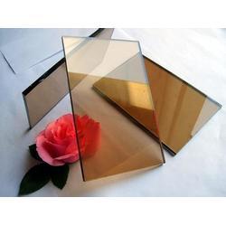 茶色玻璃报价 松海玻璃 南通茶色玻璃图片