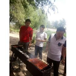 郑州周边烧烤半成品配送|生态农庄烧烤半成品配送|速捷烧烤配送图片