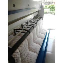 棉花被生产加工机械 可移动单头绗缝机 质保新款引被机品牌图片