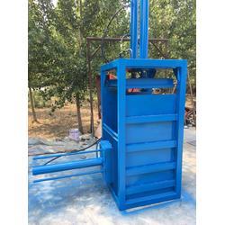 液压废旧易拉罐打包机 自动上料打捆机 皮带输送机+液压打包机+螺旋提升机的生产厂家是哪里的图片