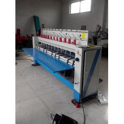 多针全自动引被机 供应套被机厂家 家用工厂用绗缝机图片