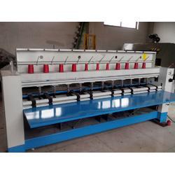 设计合理的棉花被引被机生产商 高效快速的直线引被机销售图片