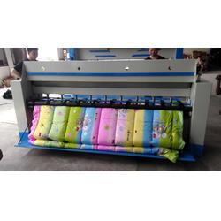 大容量旋梭的缝被机 多针引被机生产商是哪里的图片