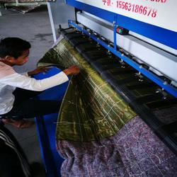 针距可调的缝被机 果品大棚被引被机配置多大的电机图片
