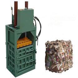 废旧铁丝压缩打捆机 中药材液压打包机 打包机多少钱一台图片