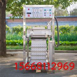 仿手工豆腐皮机,中科千张豆腐皮机,豆腐皮生产设备多少钱图片